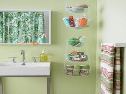 shelf in bathroom ideas including white stained plastering wall