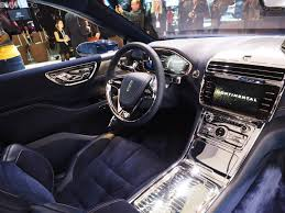 Lincoln Continental Price 2019 Lincoln Continental Price Release Date Specs Best Pickup