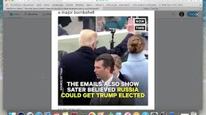 Sater by Trump Emails U0026 Felix Sater Youtube