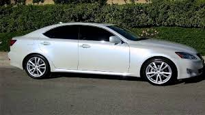 white lexus is 250 lexus is 250 2007 white image 179