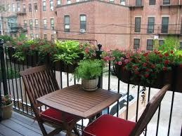 balcony planter box balcony balcony table folding planter plants