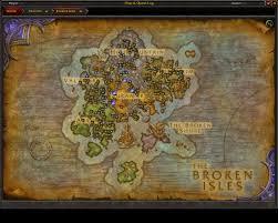 Real Treasure Maps Daily Global Check Legion Treasure Chests Achievements World
