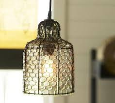 pottery barn lights hanging lights wire pendant pottery barn for incredible residence lights prepare