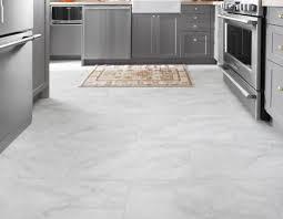 Kitchen Vinyl Flooring Ideas Kitchen Floor Farmhouse Kitchen Square And Rectangle Cream Tile