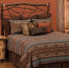 Western Bedding Western Bedding Laredo Cabin Place