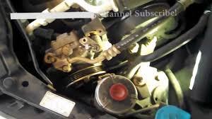 2001 honda civic timing belt tensioner timing belt replacement honda civic 2004 1 7l part 1 water