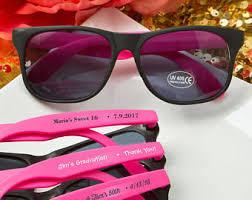 personalized sunglasses wedding favors wedding sunglasses etsy