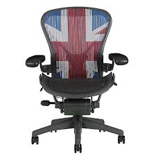Union Jack Dining Chair Buy Herman Miller Aeron Office Chair Size B Union Jack Online At