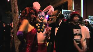 west hollywood halloween party roger rabbit and jessica in west hollywood talk about online