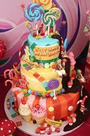 amazing birthday cakes 44 best willy wonka cakes images on willy wonka