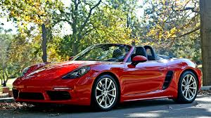 porsche boxster hardtop porsche u0027s new boxster is fast fun to drive and for a porsche