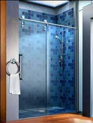 Shower Doors Basco Choosing Basco Shower Doors Instead Of Shower Curtains Bath Decors