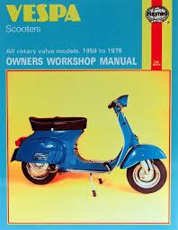 vespa scooters 59 78 haynes repair manual haynes publishing