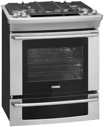 30 u0027 u0027 gas built in range with wave touch controls ew30gs75ks