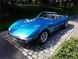 95 chevy corvette 1969 chevrolet corvette for sale on classiccars com 95 available