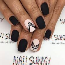 best 25 matte black nails ideas on pinterest matte black nail
