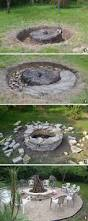 How To Build A Stone Firepit by Top 31 Diy Ideas To Build A Firepit On Budget Amazing Diy