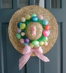 Easter Decorations For Door by Best 25 Easy Easter Crafts Ideas On Pinterest Easter Crafts