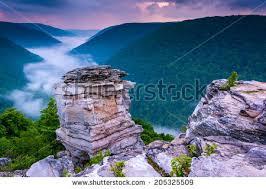 Park West Landscape by West Virginia Landscape Stock Images Royalty Free Images
