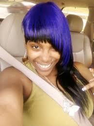 black hairstyles purple black purple hairstyles