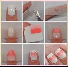 Awesome Easy At Home Nail Designs Photos Interior Design Ideas - Easy at home nail designs