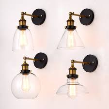 wholesale price loft vintage industrial edison wall ls clear