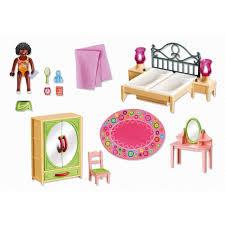 playmobil chambre des parents chambre d adulte avec coiffeuse playmobil 5309 jouets