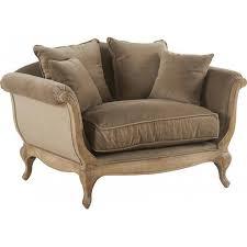 canapé style baroque canapé pompadour marque hanjel fauteuil 2 places style baroque en