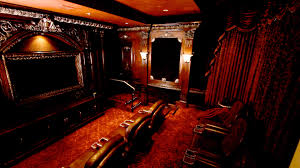 opulent home theater room video hgtv
