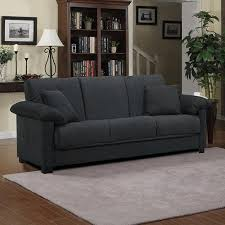Gray Sofa Sleeper 10 Stylish Dark Gray Couch Living Room For A Chic Neutral Decor
