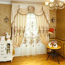 aliexpress com buy home decor window blind fabric chenille