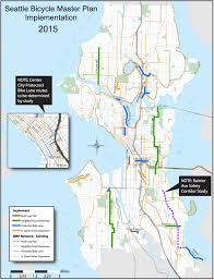 Map Ballard Seattle by Here Are The Projects At The Top Of The City U0027s Bike Plan To Do