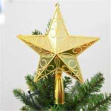 Christmas Decorations Tree Top by Online Get Cheap Christmas Treetop Aliexpress Com Alibaba Group