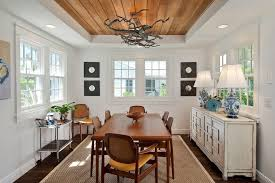 decorating with trays dining room tropical with dining table