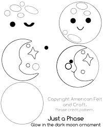 felt ornament patterns american felt craft
