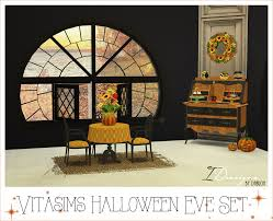 halloween downloads 3t4 vitasims halloween eve set sims 4 designs