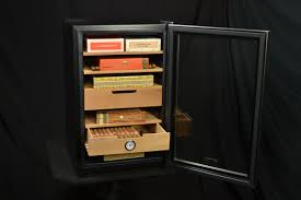used cigar humidor cabinet for sale why you should be aging cigars in your humidor newair