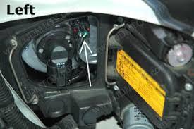 lexus is 250 headlight bulb how to install 168 194 led parking lights diy car led car led mods