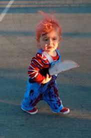 Halloween Costumes 1 Boy Chucky Baby Costume Costume Works Halloween Costume Contest