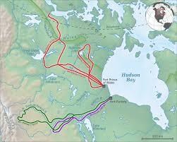 Churchill Canada Map by Biography U2013 Hearne Samuel U2013 Volume Iv 1771 1800 U2013 Dictionary Of