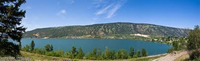 photo of wood lake in oyama columbia michael