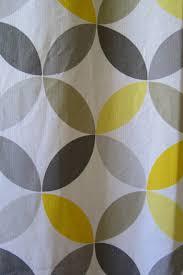 Yellow And White Shower Curtain Yellow Grey And White Shower Curtain Flowers Quotes Ideas