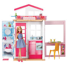 barbie 2 storey house and doll playset toys r us