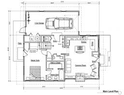 4 bedroom cabin plans house 2 story house plans without garage