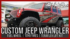 jeep hardtop custom custom 2016 jeep rubicon wrapped youtube