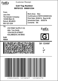 package return services return shipping labels fedex