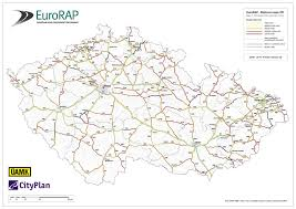 Rap Map Cz Czechia Road Infrastructure U2022 české Dálnice Page 81