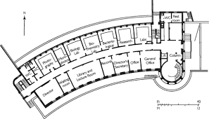 Laboratory Floor Plan Water Testing Laboratory Ground Floor Plan As Built