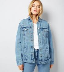 Light Denim Jacket Women U0027s Denim Jackets Black Denim Jackets New Look