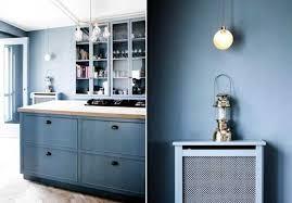 blue kitchen paint ideas modern kitchen paint colors cool blue paint for wood